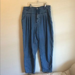 High waisted mom jeans BDG urban outfitters jeans